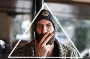 三角形構図
