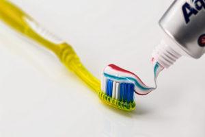 口内炎の治し方① 口の中を清潔にする