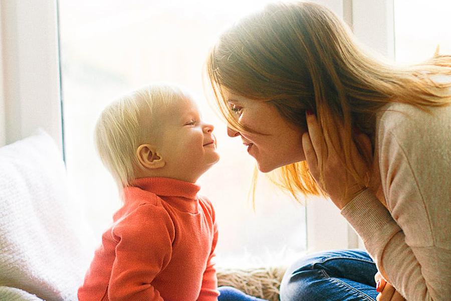 子供撮影のコツ5.ママとの連携が大事