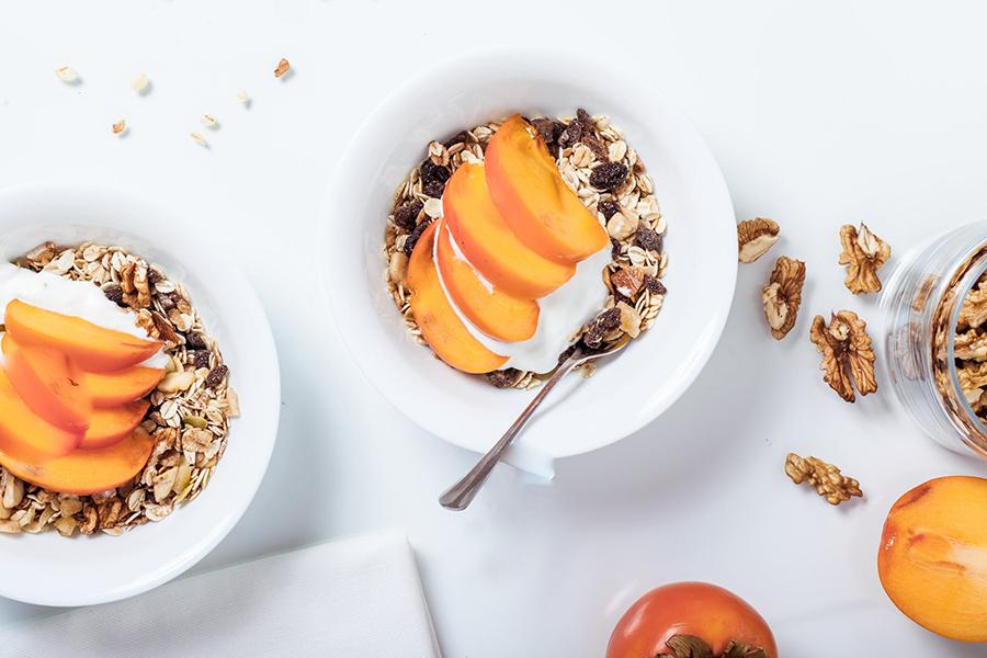 桃の効果的な食べ方