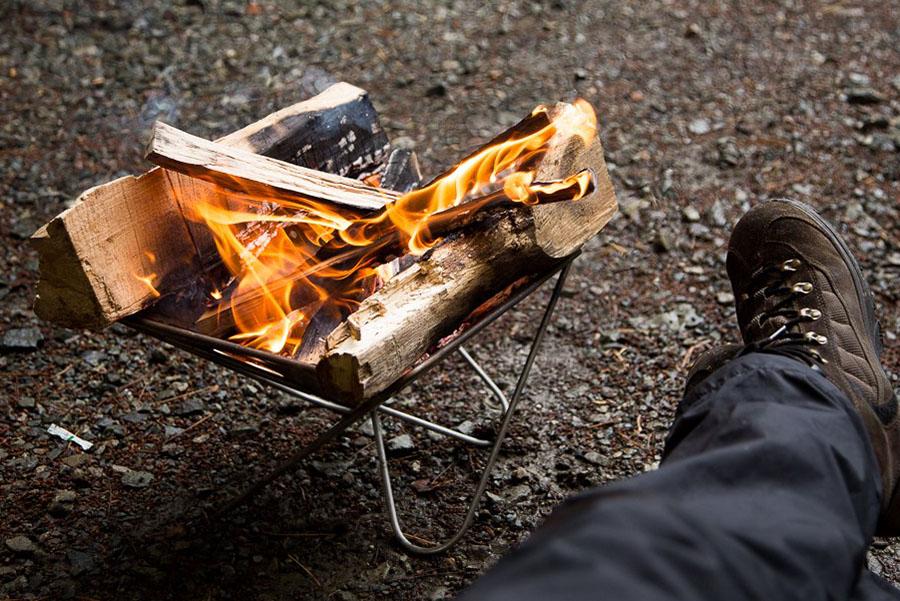 道具 焚き火台