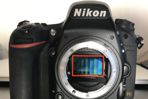 焦点距離はフルサイズとAPS-Cで違う