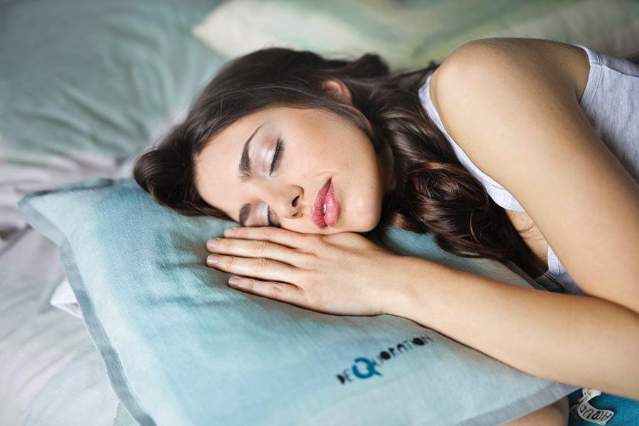 口内炎の治し方⑤ 睡眠時間の改善