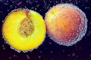 桃の栄養成分は?