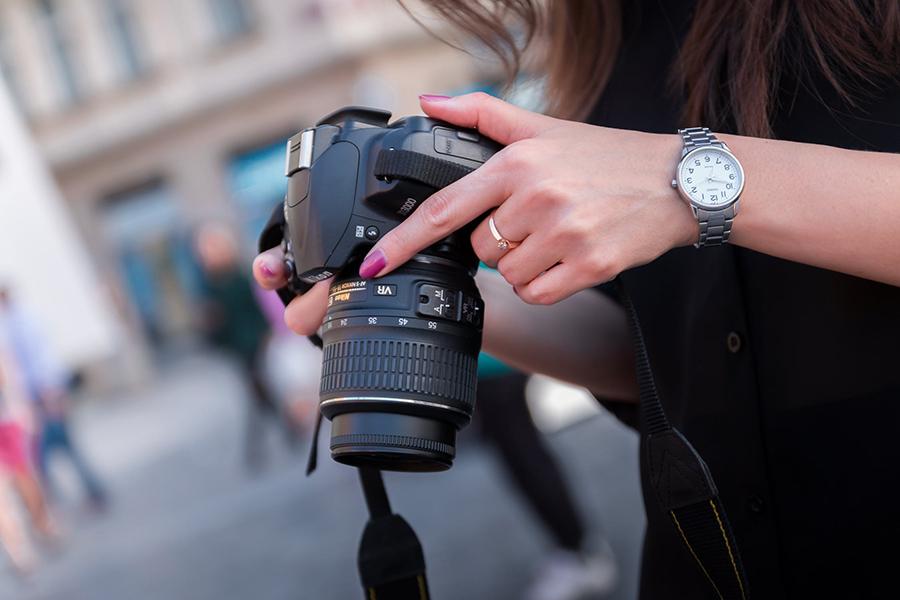 子供撮影のコツ1.カメラの設定