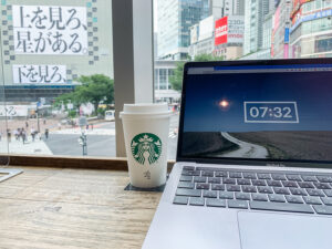 SHIBUYA TSUTAYA店(STARBUCKS)3