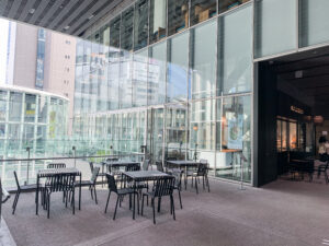 DEAN&DELUCA CAFE(渋谷ストリーム)3